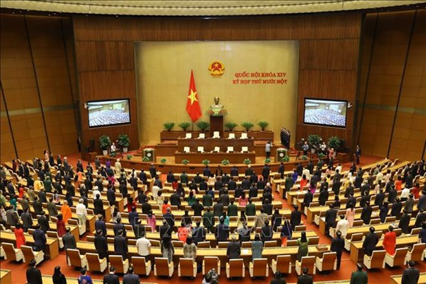 14th National Assembly's last session wraps up hinh anh 2