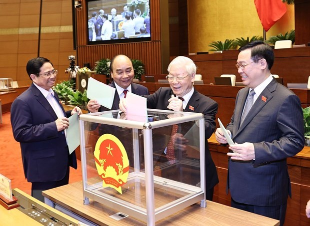 New leaders to push Vietnam forwards on development path: Russian analyst hinh anh 1
