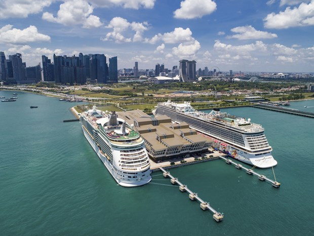 Singapore taking lead in cruise services: tourism board hinh anh 1