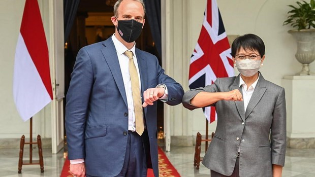 UK steps up cooperation with Southeast Asian nations hinh anh 1