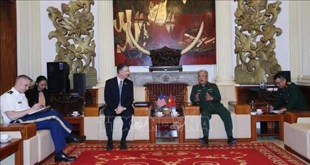 Vietnam, US beef up cooperation in war consequence settlement hinh anh 1