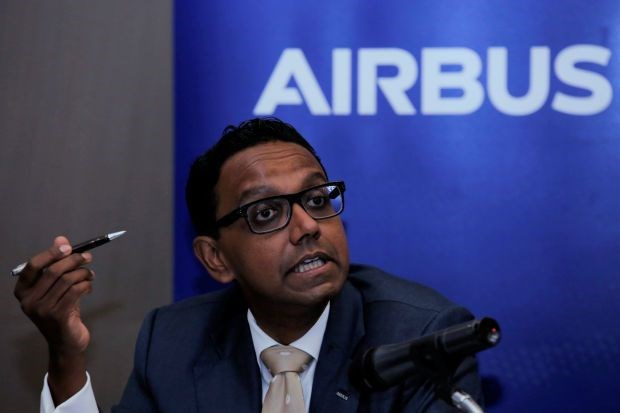 Airbus upbeat on Malaysia's recovery post-pandemic hinh anh 1