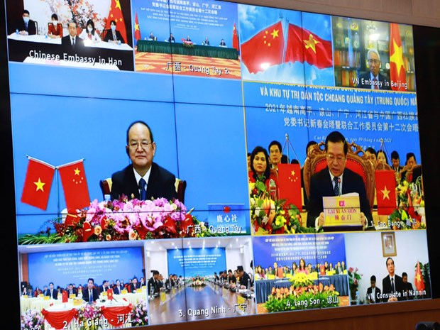 Northern localities expand cooperation with Guangxi Zhuang Autonomous Region hinh anh 1