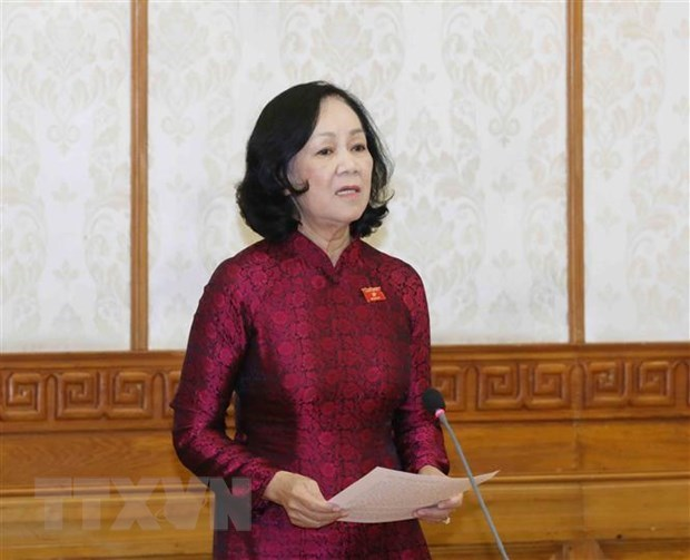 Politburo assigns four members to Party Central Committee's Secretariat hinh anh 1