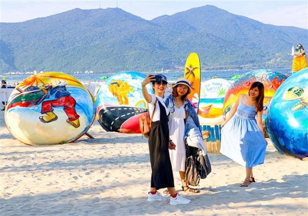 Da Nang check-in model design contest launched hinh anh 1