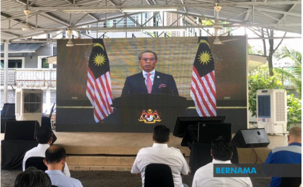 Malaysia steps up digitalisation efforts hinh anh 1
