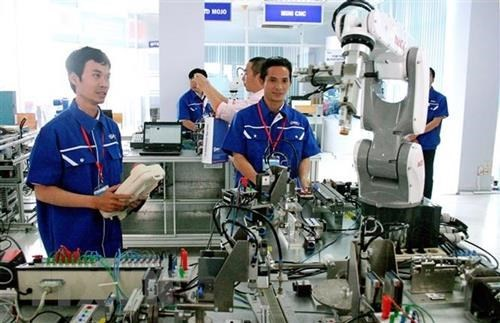 HCM City's job market shows signs of recovery hinh anh 1