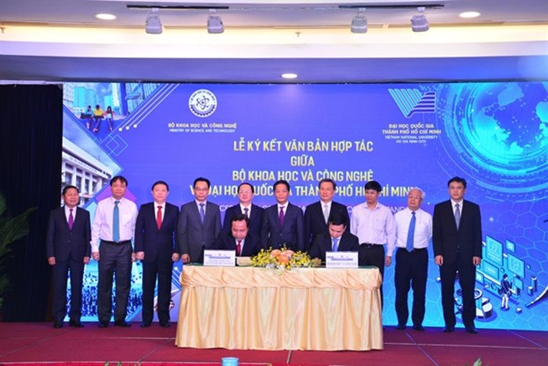 Materials industry faces shortage of qualified staff, researchers hinh anh 1