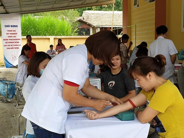 Vietnam raises awareness about Thalassemia hinh anh 1