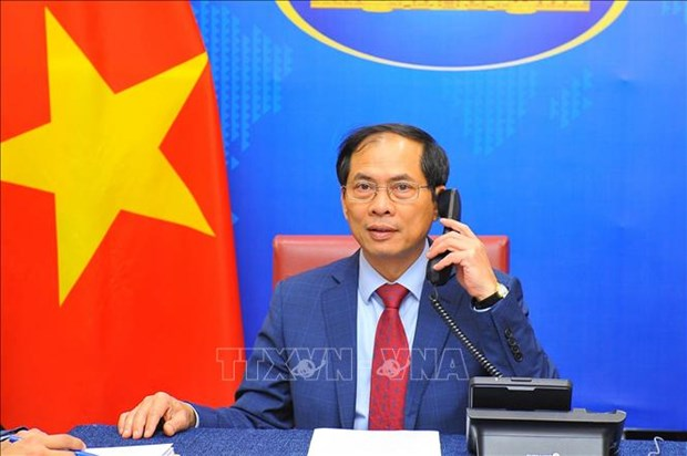 Vietnam, Brunei agree on maintaining joint committee on cooperation hinh anh 1