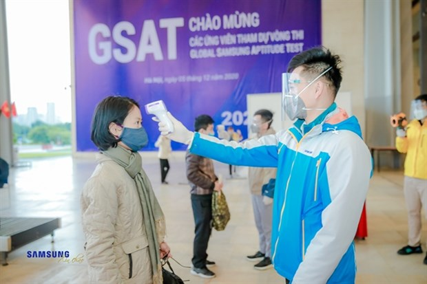 Samsung Vietnam to recruit hundreds of engineers hinh anh 1