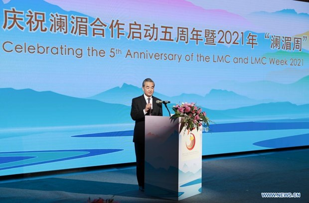 China seeks to promote Lancang-Mekong Cooperation hinh anh 1