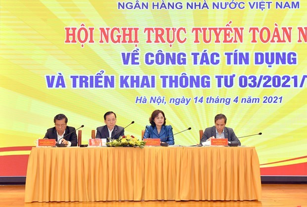 SBV Governor calls for credit growth, quality hinh anh 1