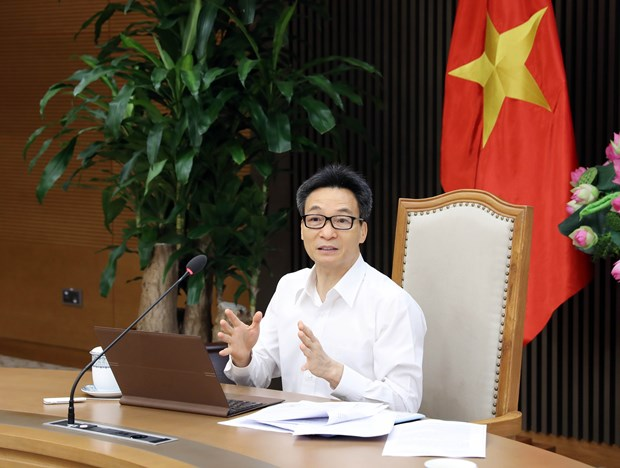 Vietnam striving to quickly produce home-made COVID-19 vaccines hinh anh 3