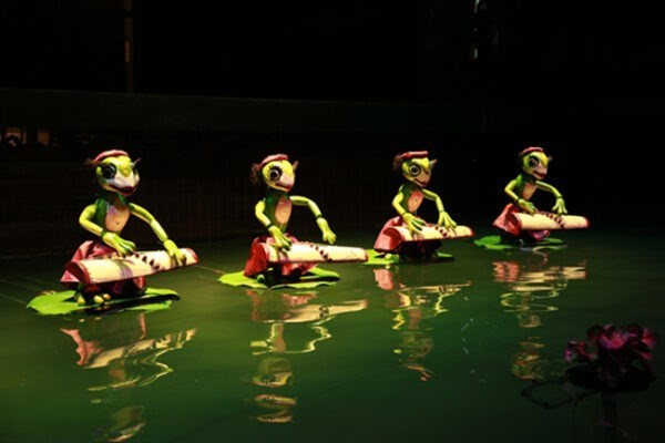 Hanoi Amateur Water Puppetry Festival to take place in May hinh anh 1
