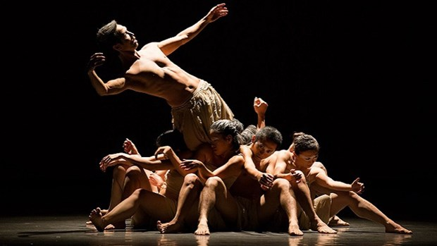 Dance show inspired by tuong to enthrall Hanoi audience hinh anh 1