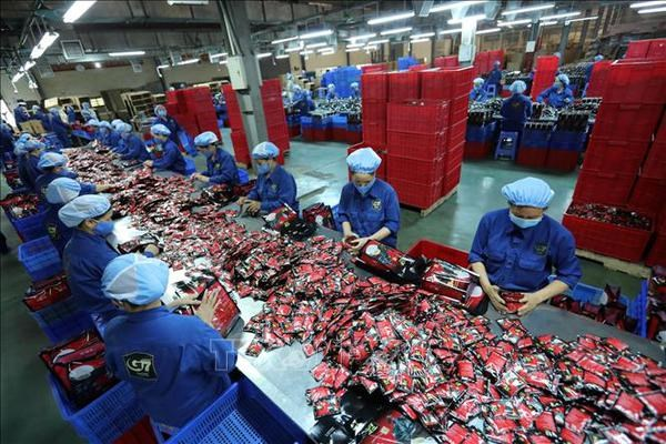Role as global manufacturing hub to fuel Vietnam's growth: Oxford Economics hinh anh 1