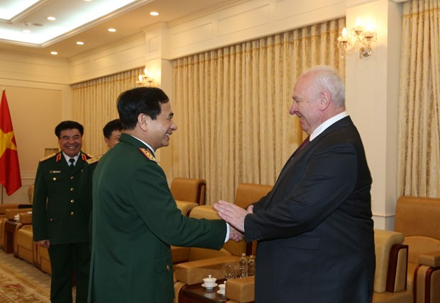 Vietnam forges defence ties with foreign countries hinh anh 4