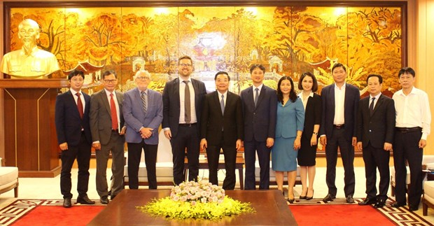 Hanoi hopes to bolster cooperation with Nordic capitals hinh anh 1