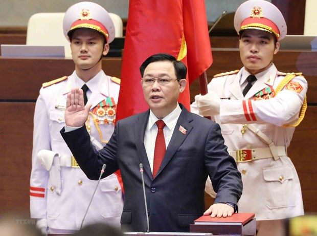 Congratulations to new leaders of Vietnam hinh anh 2