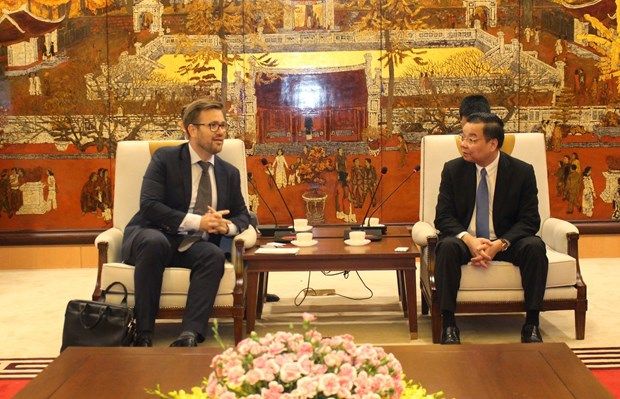 Hanoi hopes to bolster cooperation with Nordic capitals hinh anh 2