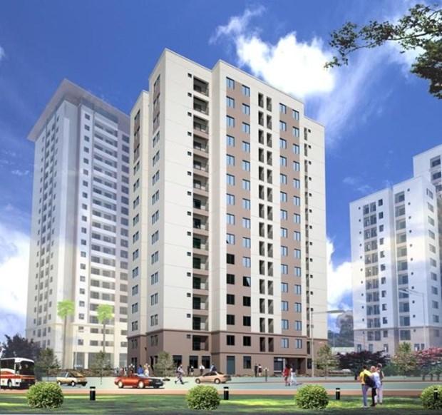 RoK assists Vietnam in social housing development hinh anh 1