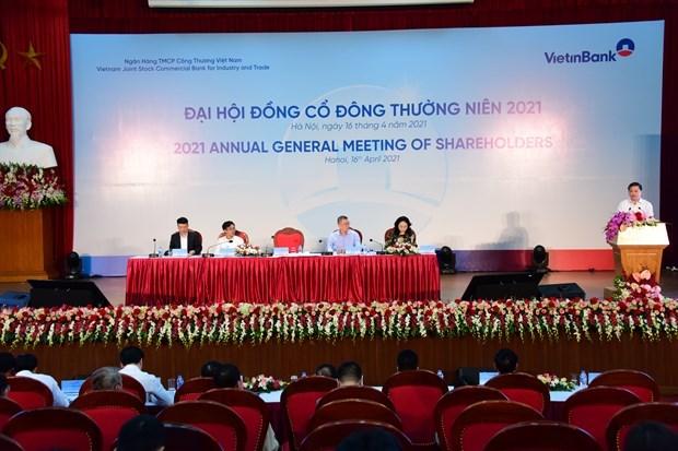 Vietinbank eyes 16.8 trillion VND in pre-tax profit hinh anh 1