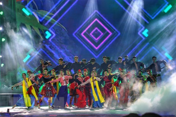 Art programme celebrates Ethnic Group Cultural Day hinh anh 1