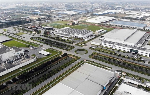Strong supply keeps pouring into the industrial market: JLL hinh anh 1