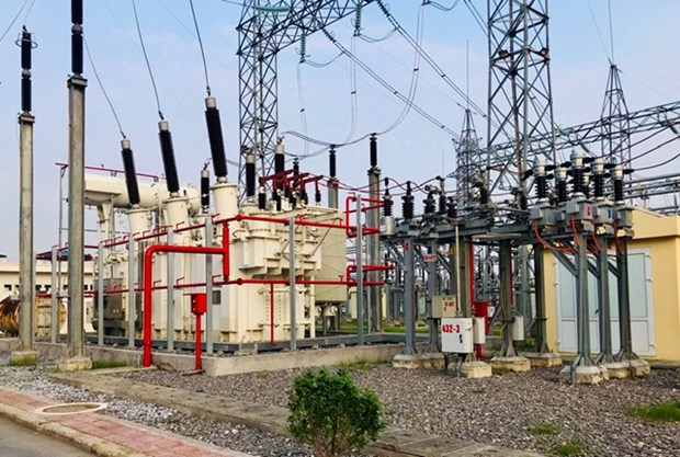 National Power Transmission Corporation launches first digital transformer station hinh anh 1