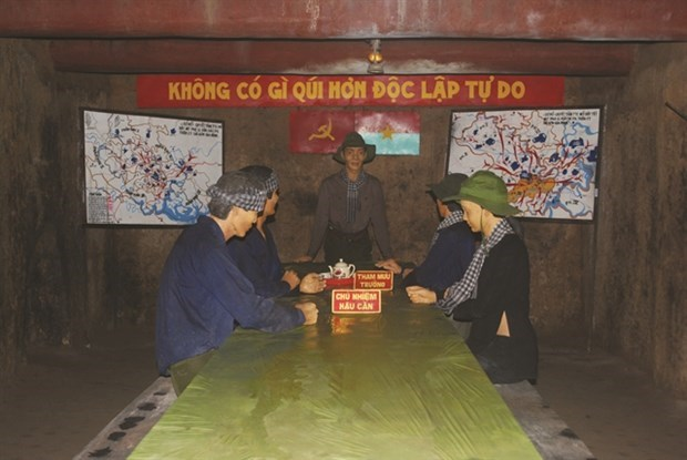 Cu Chi Tunnels on path of becoming world treasure hinh anh 2