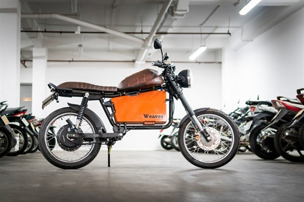 Vietnamese electric motorbike start-up gets foreign funding hinh anh 1