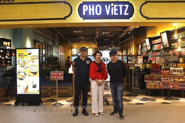 Chef aspires to bring Vietnamese cuisine to the world hinh anh 2