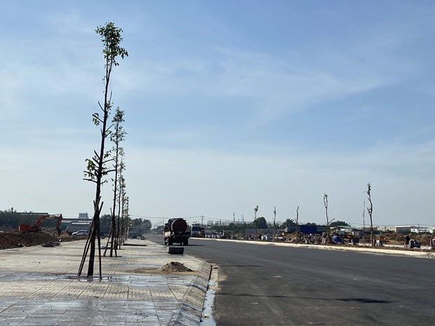 Land clearance compensation for Long Thanh airport project to finish in late June hinh anh 1