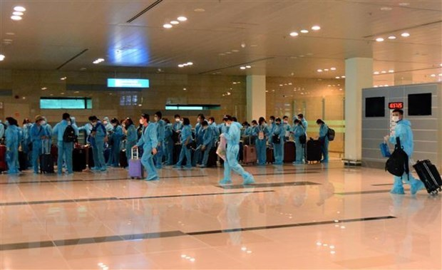 COVID-19: Ten new cases raise national total to 2,801 hinh anh 1