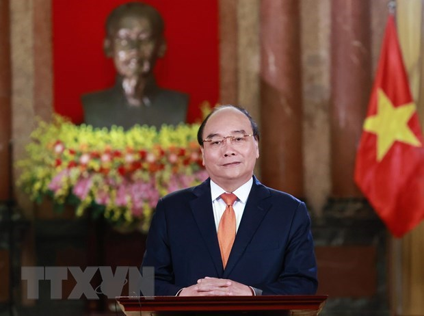 President Nguyen Xuan Phuc attends Boao Forum for Asia hinh anh 1