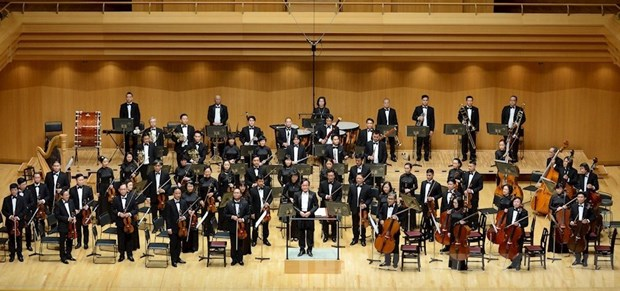Special symphony concerts to gather over 100 artists hinh anh 1