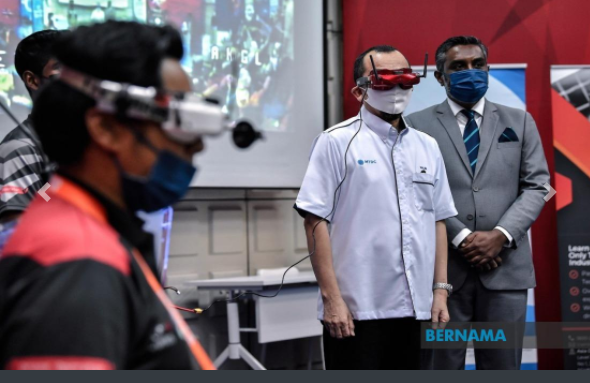 Malaysia focuses on drone development hinh anh 1
