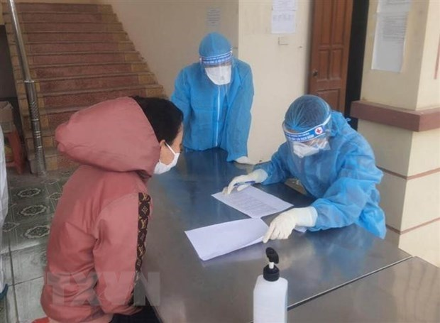 Five more COVID-19 cases raise national tally to 2,806 hinh anh 1