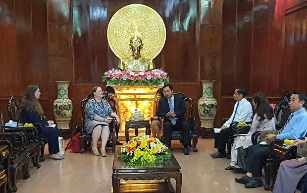 Can Tho seeks multifaceted cooperation with US localities hinh anh 1