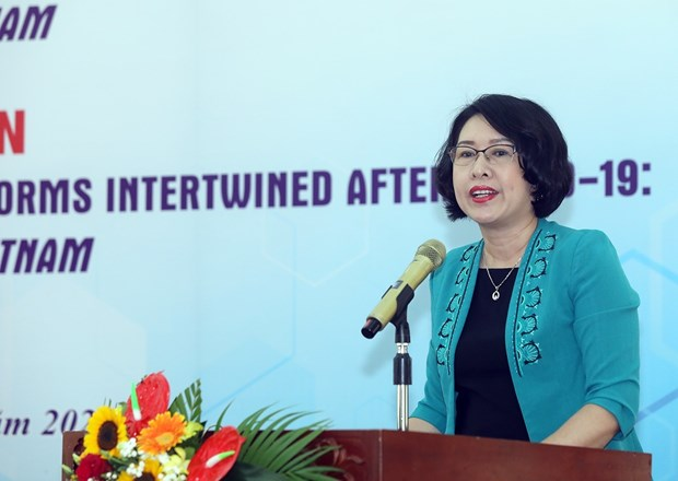 Long-term plan for post-pandemic economic recovery needed: Insiders hinh anh 1