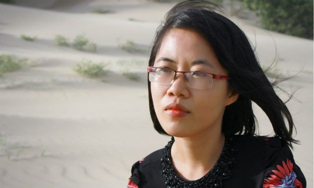 Writer with disability enters Forbes Vietnam's inspirational women list hinh anh 1