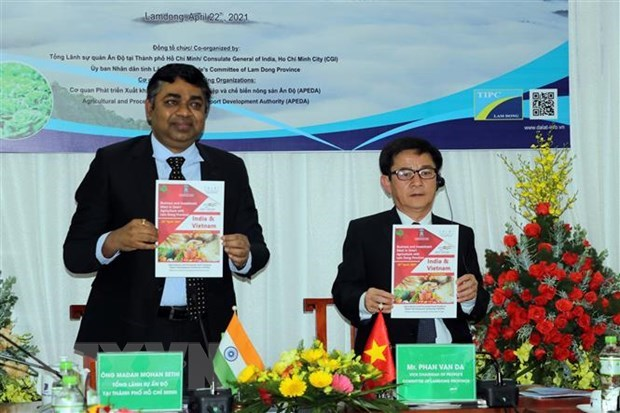 Lam Dong, India seek stronger agricultural cooperation hinh anh 1