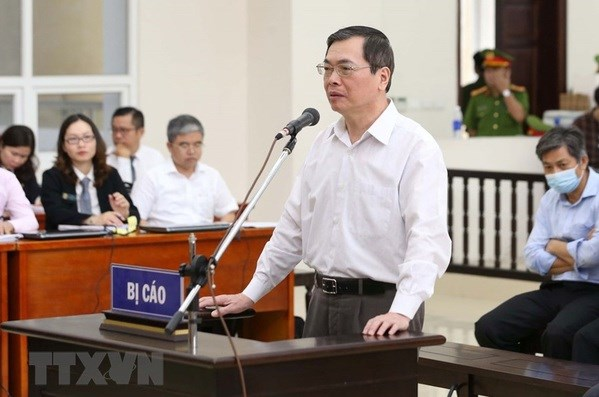 Trial of ex-minister of industry and trade, accomplices reopens hinh anh 1