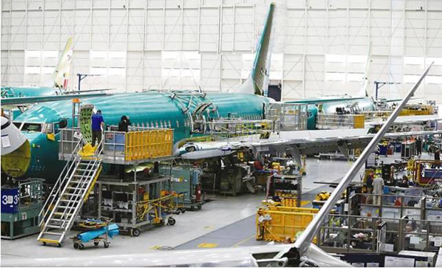 Malaysia's aerospace industry hoped to rebound early next year hinh anh 1