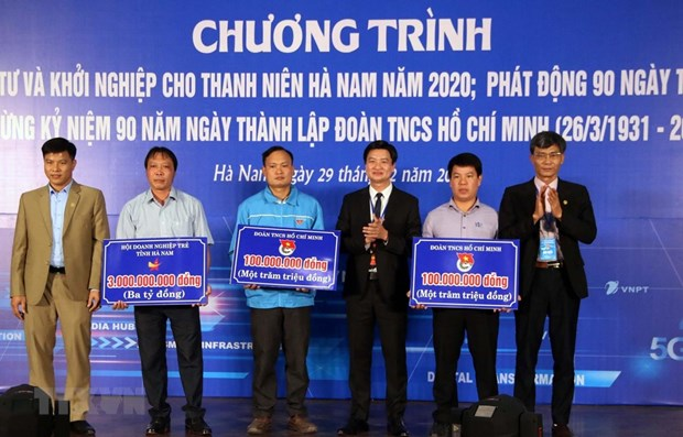 Youth Union supporting thousands of youngsters to launch start-ups hinh anh 1