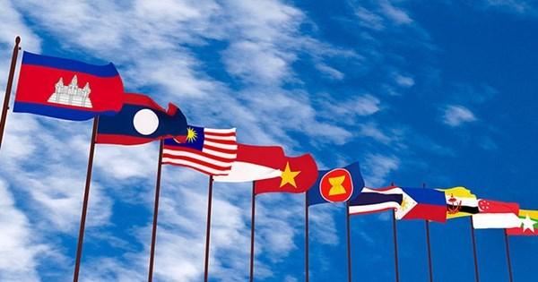 ASEAN Leaders' Meeting opens hinh anh 1