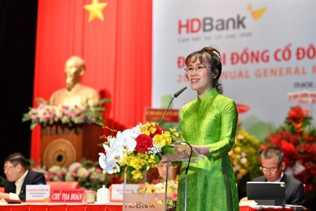 HDBank eyes 25 percent jump in profit in 2021 hinh anh 1
