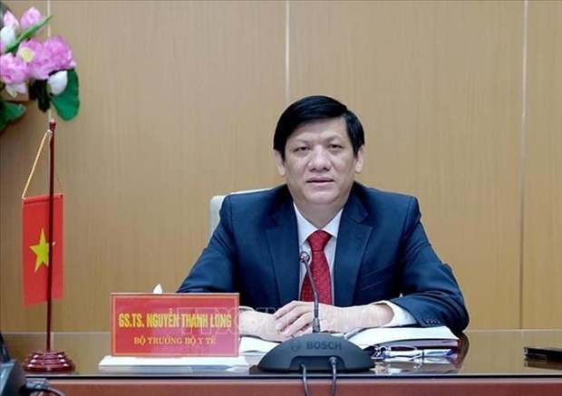 Drastic measures undertaken to prevent COVID-19 from entering Vietnam: Minister hinh anh 1
