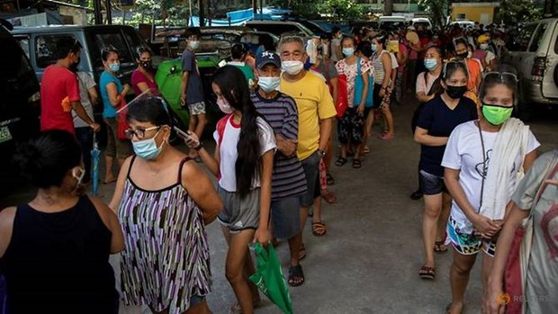COVID-19 cases continue to surge in Southeast Asia on April 26 hinh anh 1